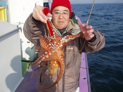 2008.12.12(金) 1.8kg含むトップ5杯・市川さん!