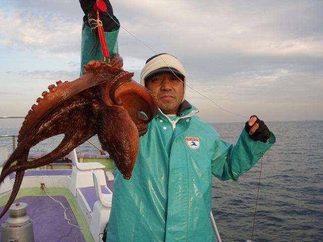 2008.12.20(土) 3.2kg・成島さん!