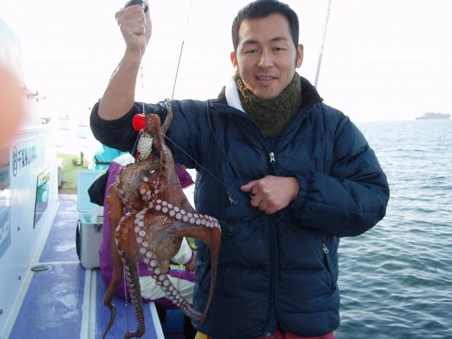 2008.12.20(土) 2.7kg・槇さん!
