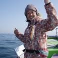 2009.2.22(日) 初挑戦の熊田さん!
