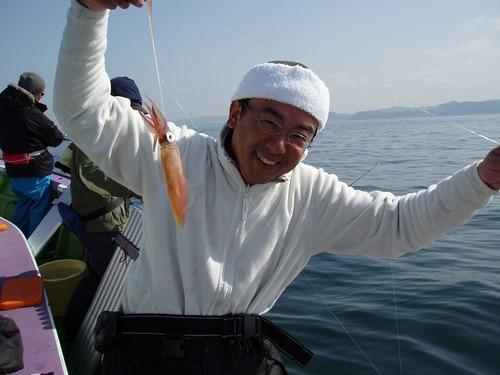 2009.2.22(日) 初挑戦の山本さん!
