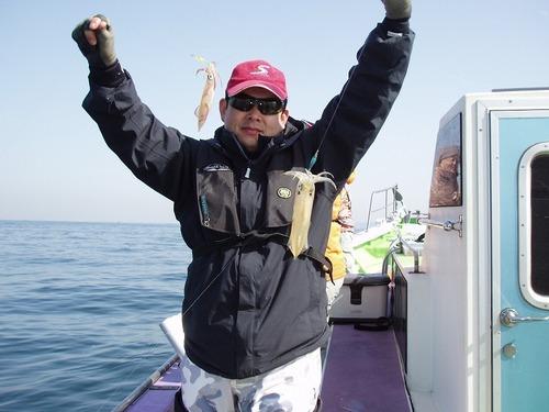 2009.2.22(日) 2番手・12杯・岡部さん!