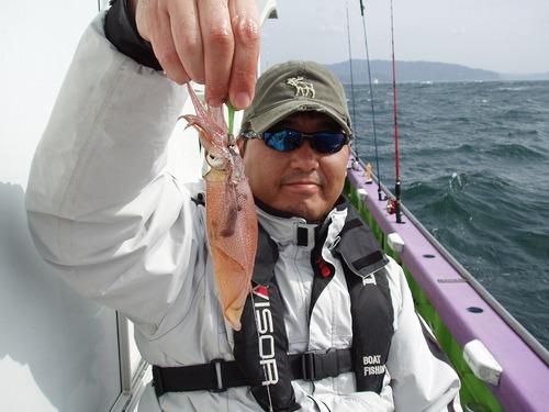 2009.2.22(日) 竿頭・13杯・大類さん!