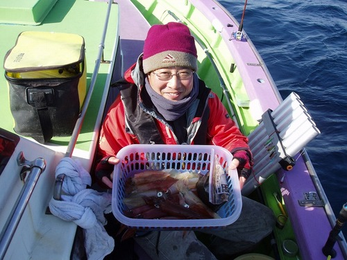 2009.2.28(土) 竿頭・23杯・高橋さん!