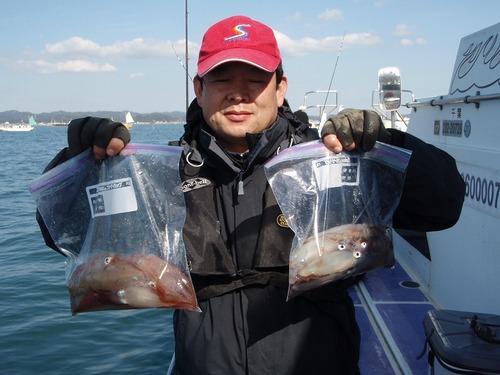 2009.3.7(土) 竿頭・24杯・岡部さん!