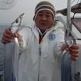 2009.1.18(日) 13匹・岩野さん!
