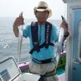 2008.7.20   竿頭の能勢さん!