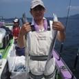 2009.8.15(土) 33本・斉藤さん!