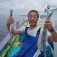 2009.8.19(水) 2番手・24本・内山さん!