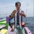 2008.8.19   2番手・29匹・渡辺さん!
