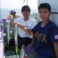 2008.8.20   磯野さんと石井さん!