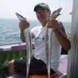 2009.8.22(土) 1号船2番手・35本・寺西さん!