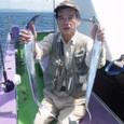 2009.8.28(金) 16本・堀越さん!
