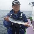 2009.9.4(金) 2番手・15本・佐々さん!