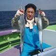 2009.9.7(月) 2番手・18本・佐藤さん!