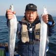 2009.12.14(月) 初挑戦で16本・名越さん!
