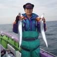 2008.12.24(水) 2番手・永田さん!