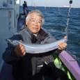 2008.12.25(木) 2番手・岩崎さん!