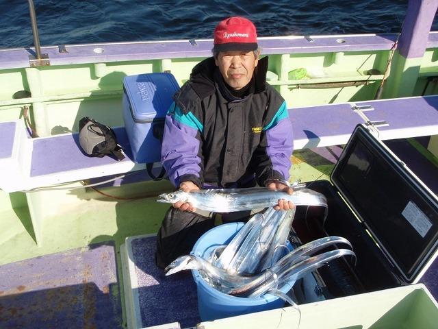 2009.1.6(火) 2番手・32匹・小島さん!