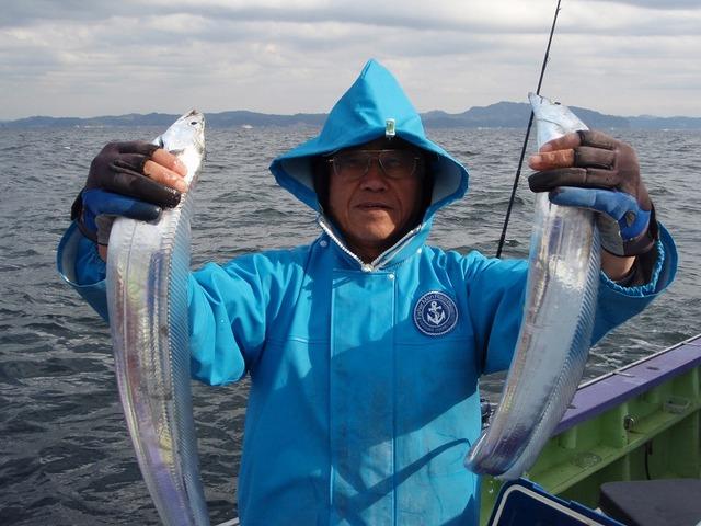 2009.1.7(水) 2番手・7匹・磯野さん!
