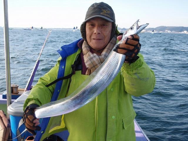 2009.1.8(木) 2番手・13匹・川村さん!
