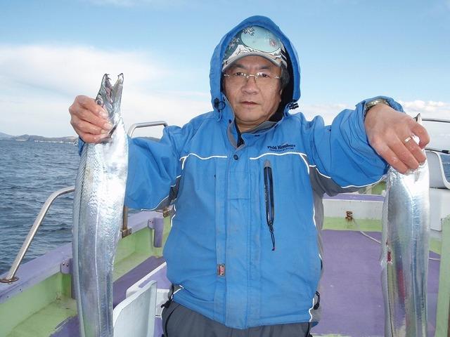 2009.1.10(土) 竿頭・11匹・高木さん!