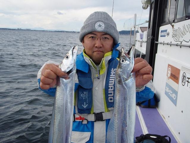 2009.1.10(土) 2番手・10匹・藤倉さん!