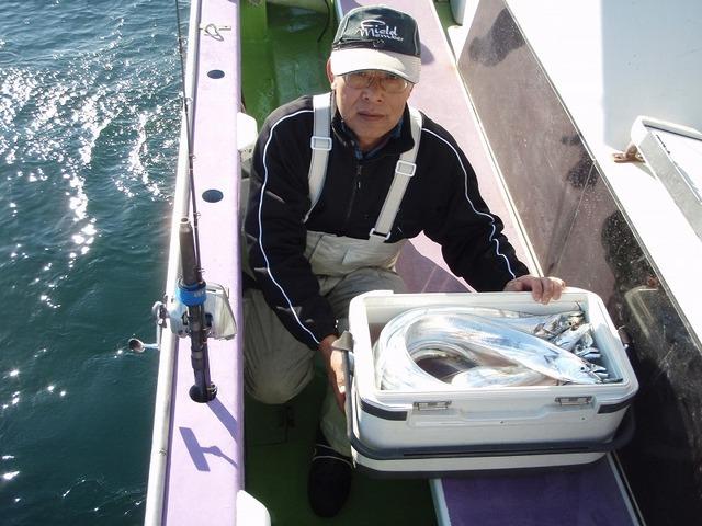 2009.1.11(日) 2番手・18匹・水野さん!