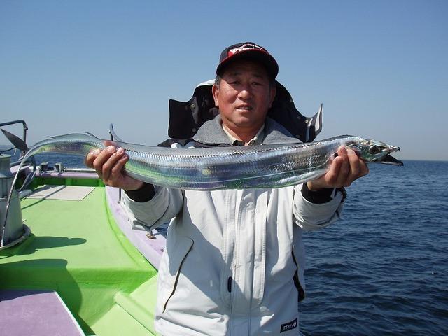 2009.4.9(木) 竿頭・目代さん!