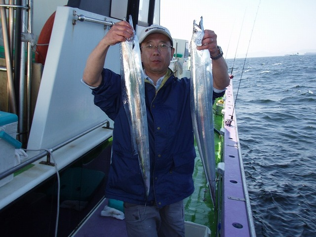 2009.4.10(金) 竿頭・15匹・柴橋さん!