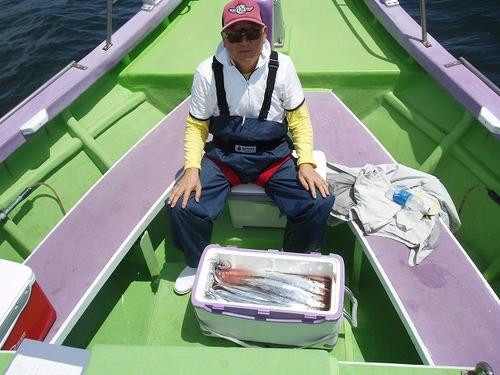 2008.7.23   55匹・浜田さん!