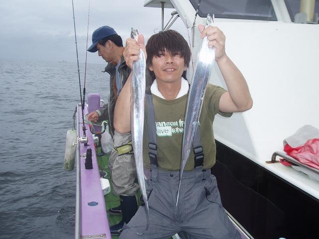 2009.7.23(木) 竿頭・11本・佐藤さん!