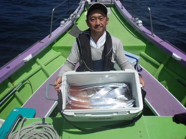 2009.7.25(土) 竿頭・30本・追川さん!