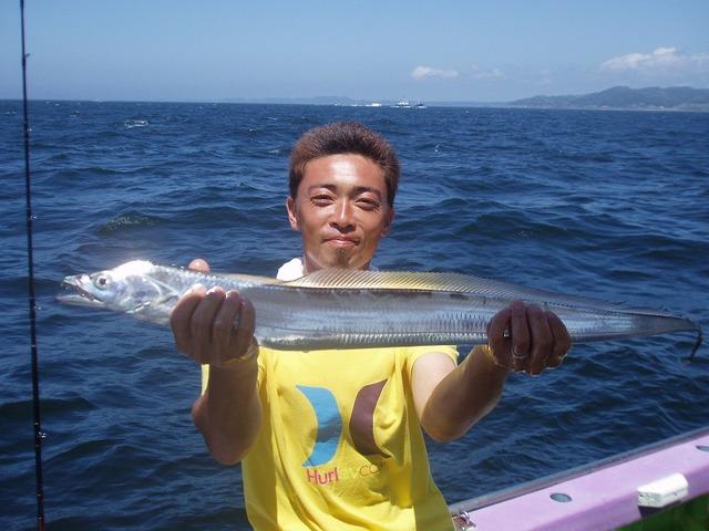 2009.7.26(日) 初挑戦の石井さん!