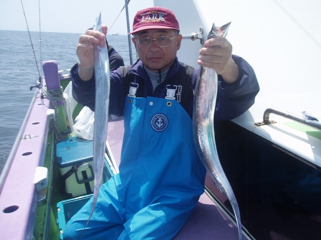 2009.7.30(木) 初挑戦で6本・藤本さん!