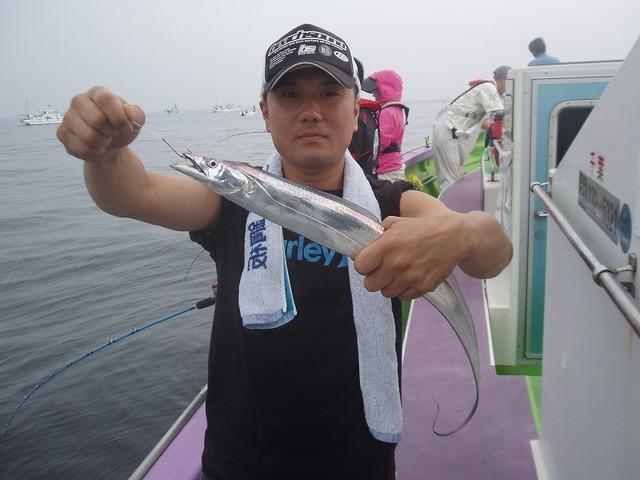 2009.8.2(日) 初挑戦で8本・瀧さん!