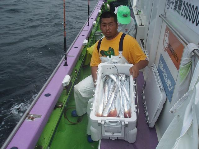 2009.8.4(火) 32本・前田さん!