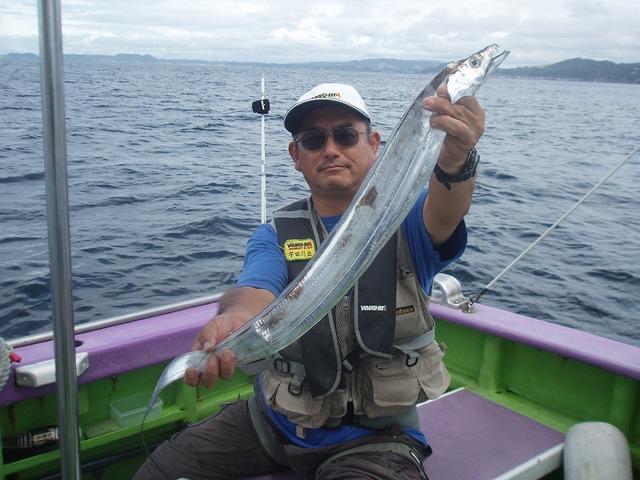 2009.8.6(木) 101cm含む22本・宇田川さん!