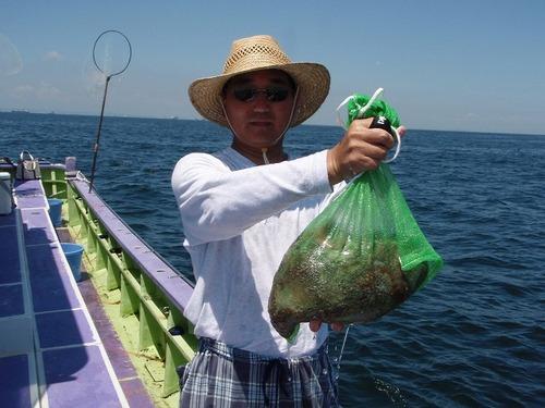 2008.8.7   2番手・野村さん!