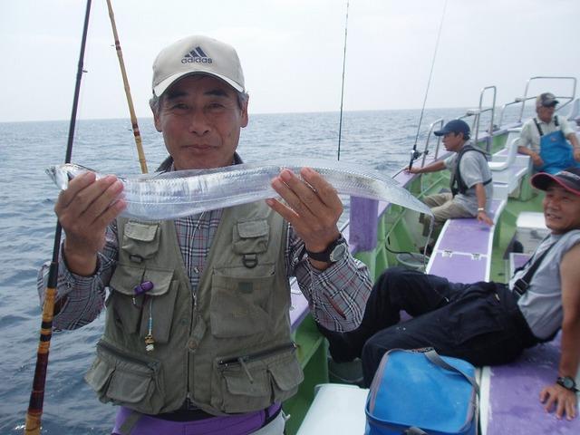 2009.8.17(月) 2番手・23本・広瀬さん!