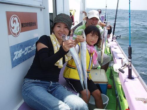 2008.8.19   岩田さん家族!