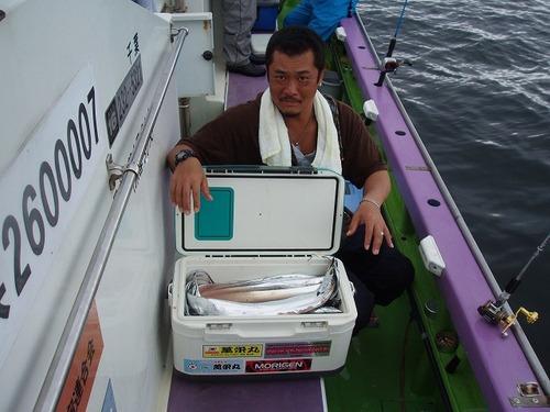2008.8.23   竿頭・43匹・里井さん!