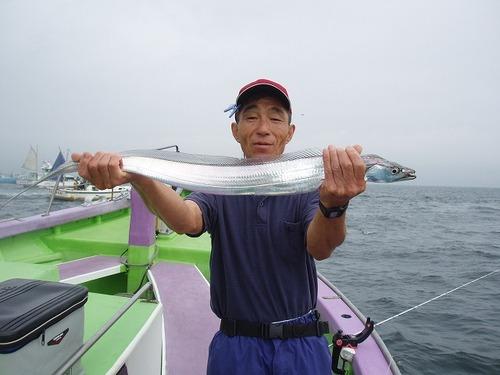 2008.8.24  竿頭・ 100cmを含む44匹・渡辺さん!