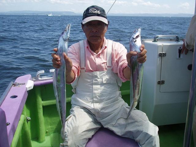 2009.8.28(金) 2番手・18本・水野さん!