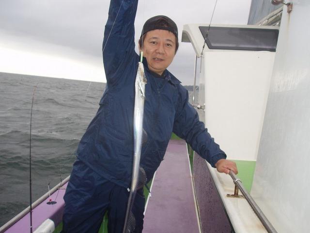 2009.9.2(水) 初挑戦で15本・遠藤さん!