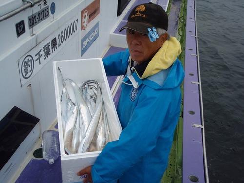 2008.11.8(土) 竿頭・11匹・本村さん!
