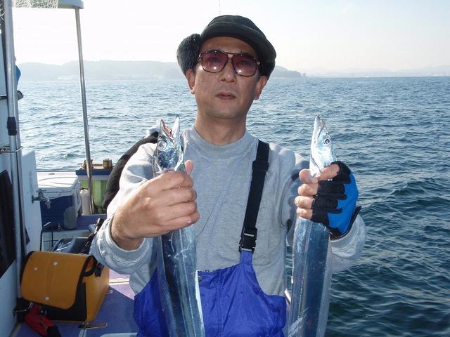 2009.12.6(日) 2番手・18本・松永さん!