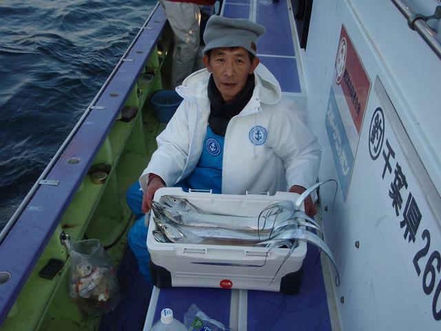 2009.12.14(月) 初挑戦で16本・宮崎さん!