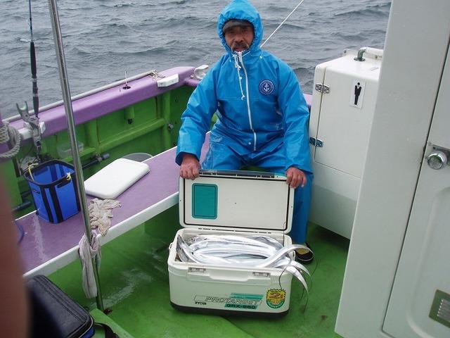 2008.12.17(水) 竿頭・28匹・岡本さん!