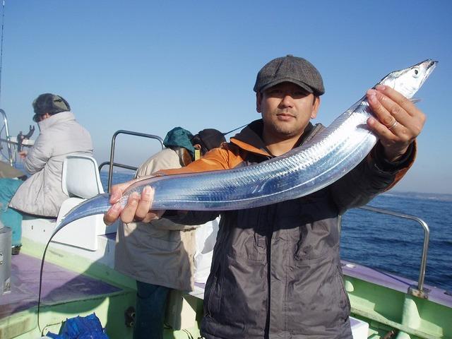 2008.12.23(火) 105cm・津郷さん!